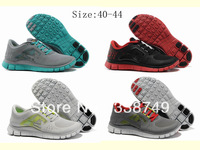 Free Shipping Brand Name Running Shoes Free Men 5.0 Sports Sneakers Cheap On Sale Men's Sports shoes Size 40-44