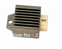 Voltage Regulator Rectifier For Chinese Scooter 4-stroke LF100 ATV Dirt bike Honda Yamaha Kawasaki Motorcycles + Free Shipping