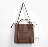 Triffer Japan Tide Brand Portable Shoulder Bag Canvas Bag Korean Fashion Man Bag Business Briefcase $ 50 Shipping