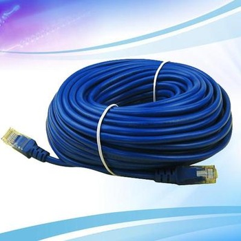 20M Blue CAT5e RJ45 Ethernet Network Lan Cable