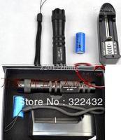 2pcs Professional 500mw Green Laser Pointer Wavelength 532nm green laser torch burn match pop balloons