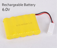 6.0v rc car battery rechargeable battery,Tamiya connector
