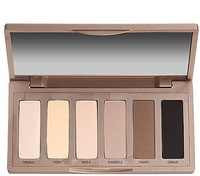 retail New Arrival Naked Basics Palette 6 Colors Eyeshadow!6x1.3g