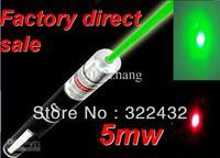 20pcs Newest 5mW 532nm Green Beam Laser Pointer Pen Red laser