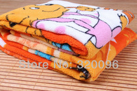 New Arrival Free Shipping Coral Fleece Baby Blanket Super Soft Bedding Factory Sales 75*100CM