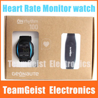 BRAND NEW Wireless digital Pulse Heart Rate Watch Monitor & Chest Strap belt Waterproof Exercise Sport Stop watch Free Shipping