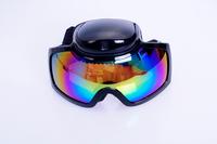 HD 720p Ski Sport glasses video camera Goggles skiing Sunglasses camera sports video recorder lense Free Shipping