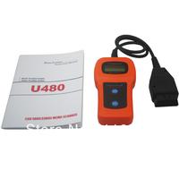 2013 U480 OBD2 EOBD CAN-BUS Auto Scanner ENGINE Code Reader Car Diagnostic Tool