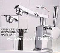 Copper basin faucet Hot and cold faucet Bathroom Cabinet Faucet