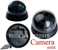 Free shipping Fake webcam with light flashing Simulation camera monitor False probe High copy of surveillance camera