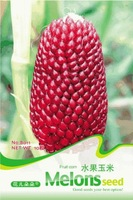 1 Pack 15 Seed Red Fruit Corn Seeds Delicious Healthy Food B011