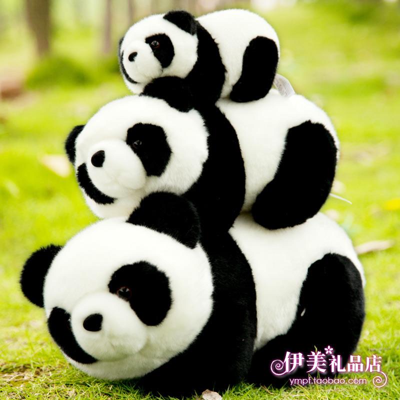 Giant Panda Bear Stuffed Animal Giant panda doll plush toy Giant Stuffed Bear
