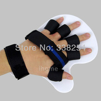 New Hand Finger Separating Plate Rehabilitation Hemiplegia and Cerebral Palsy or Infarction Spasm Deformity Orthotics IHDO003