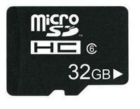 FREE shipping Class 6 16GB 32 GB MicroSD Micro SD Transflash TF Card with 16GB 32GB for Cell phone mp3 MP4 mini DVR pen camera