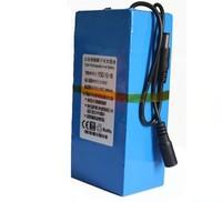 Rechargeable Li-ion Battery 12V 18000mAh Longer Working Time