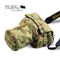 PIGBAG camera liner bag SLR camera bag SLR photography package classic European style