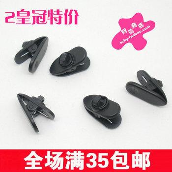 Computer mp3 earphones line clip earring clip earphones x3