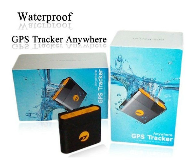new tracking device using gps and