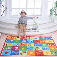 Free Shipping!/ Nylon print carpet child carpet 117x133cm /Factory direct sale!