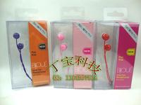Ckf303 earphones fine boxed in ear earphones hot-selling fashion earphones