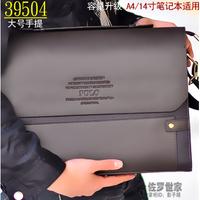 2014 Men's Messenger Leather Bags Shoulder Bags Designer Handbags High Quality Men Travel Bags horizontal handbag briefcase Bag