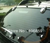 2005-2009 Hyundai Tucson ABS Chrome Rear window wiper cover Trim   njm
