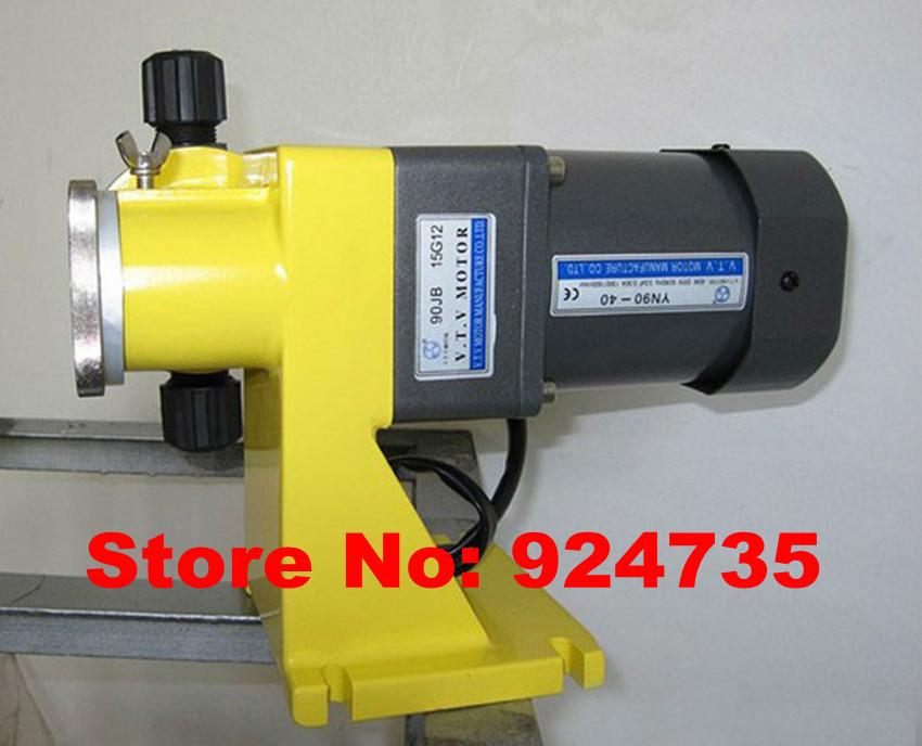 Free Sihpping JBB20/10 Mechanical Diaphragm Metering Pump with PVC pump head,380V(China (Mainland))