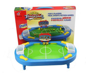 Free shipping Desktop football machine double desktop pinball toy football table