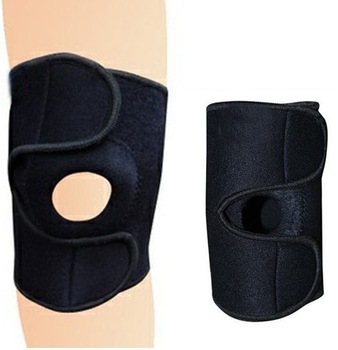 Adjustable Knee Guard Sleeve Patella Support Tendon Brace Strap Stabilizer Pad 000190