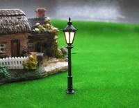 LNH05 Model Railway Led Lamppost Lamps Street Lights HO N Scale 5cm 12V New
