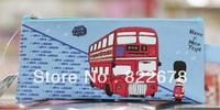 B6 File bag Korean Stationary Oxford Fabric Pencil Bag Free shipping 4pcs/lot