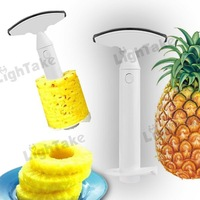 Free Shipping Clean Health Easy to Use Pineapple Slicer Corer Kitchen Tool Pineapple Peeler - White