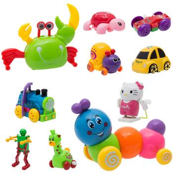 Baby toy wind up cartoon toys animal classic nostalgic style