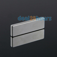 1PC Big Bulk Super Strong Strip Block Magnet Rare Earth Neodymium 50 x 15 x 5 mm N35 Free Shipping
