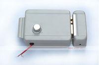 Anti-theft lock  electric lock access control lock Visual 90-degree home door lock electrolock