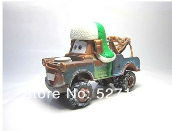 Pixar Cars Diecast Figure Toys Collections for kids gifts - Christmas Mater