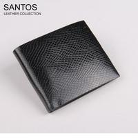 Santos Free Shipping + Men's Passcase + Men's Bifold Wallet + Gents Wallets SAQBH036-H