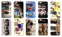 One direction  hard case cover for iPhone 5 5S 5th 5G 10pcs/lot free shipping