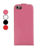 Frosted Skin PU Leather Case for i5 (Assorted Colors)