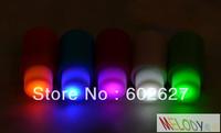 One Touch LED Mini Push Sucker Night Light Romantic Bar Light  free shipping