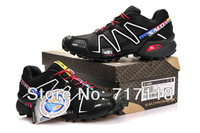 Free Shipping New Arrived Salomon SPEEDCROSS3 CS Shoes Men Athletic Shoes Running shoes Free Shipping