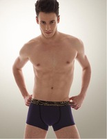 2013 New Arrival Men's Cotton  Underwear Soft & Comfortable Underwear 4 Pieces a Lot  Free Shipping NNP049