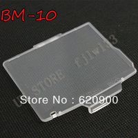 100% GUARANTEE 50 PCS  LCD Hood Cover Screen Protector BM-10 for Nikon Digital SLR Camera D90