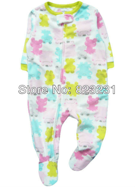 Footed Sleepers Baby Girls Footed Romper Baby Girls