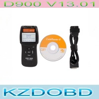 D900 v13.01  OBD2 Code Reader  OBDII Code Reader Scanner D900 2013 CANS CAN OBD2 Live PCM Data Code Reader with Nylon bag