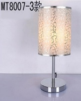 Table lamp bedroom bedside lamp modern brief fashion rustic fabric fashion iron child table lamp