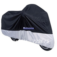 Standard Motorcycle Cover Fit BMW F650 F650GS F650ST G650GS F800GS F800R F800ST XL 240*110*135(CM)