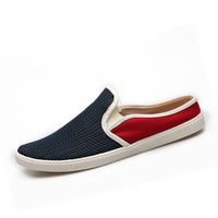 2013 low men's the trend of fashion breathable shoes network fashion net fabric shoes skateboarding shoes