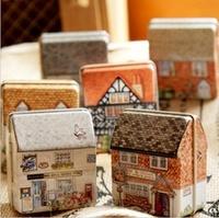 Philco yunsheng mini house music box clockwork music box birthday gift