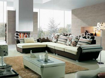 European style living room fabric Sofa modern sectional sofa furniture sofas